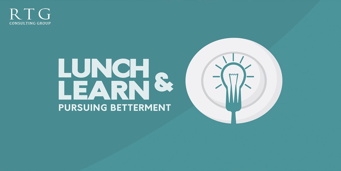 rtg lunch&learn